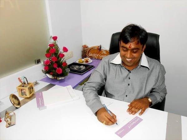 Dr Sachin Sharda - Dermetologist Jaipur