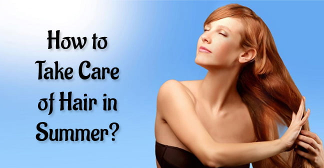 How to Take Care of Hair in Summer