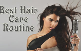 best hair care routine