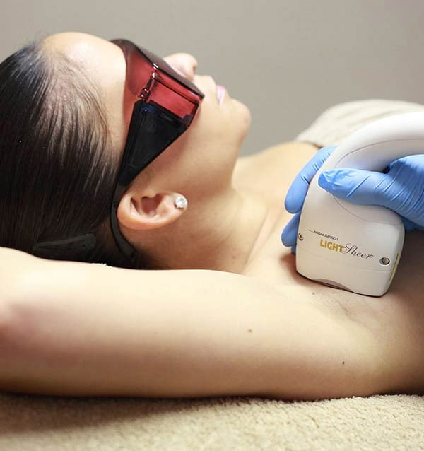 Underarms Laser Hair Removal Jaipur Skin City
